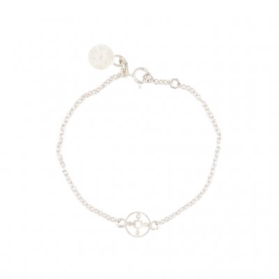 "Hilke Collection - Armband 925 Silver ""Anima Gemella"""